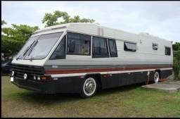 Motor Home Itapoã Ita 1.000 Mercedes ( Leia o anúncio) - 1989