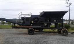 Britador Móvel motor diesel 6040