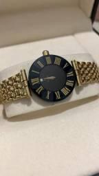 57e59a02d3e Relógio H Stern safira N1 pulseira em ouro 18k