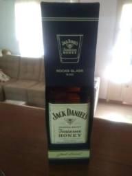 Jack Daniels Honey + Copo