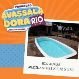 Piscina Rio Juruá