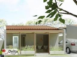Casa com 2 dormitórios à venda, 64 m² por r$ 129.000 - distrito industrial - ananindeua/pa