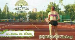 Real Ville Premium, terrenos com 1000m², Lazer Completo, 455 mensal (Ref.08)