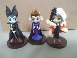 Miniatura malévola , Cruela e rainha má
