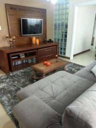 Lindo apartamento 80m² com 3 quartos e 1 vaga em são sebastião petrópolis rj