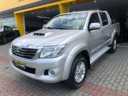 Toyota Hilux SRV Top 3.0 2013 - 2013