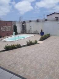 Casa com piscina/churrasqueira-Aluguel-Aracagy