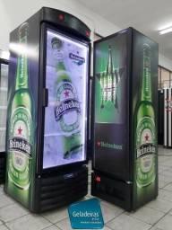 Slim Metalfrio - Cervejeira Seminova 280 Litros