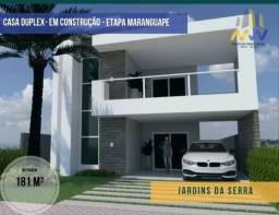 Casa Duplex - Jardins da Serra