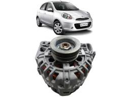 Alternador Nissan March 2012 Garantia E Nf