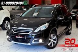 Peugeot 2008 Griffe 1.6 122 Cv Automatico Teto Panoramico 2017 - 2017