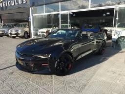 Chevrolet Camaro SS conversível - 2018
