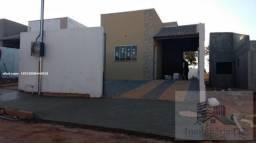 Casa para Venda em Várzea Grande, Parque Paiaguás, 2 dormitórios, 1 banheiro, 2 vagas