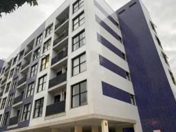 Apartamento com 1 dormitório para alugar, 64 m² por R$ 1.250/mês - Granja dos Cavaleiros -