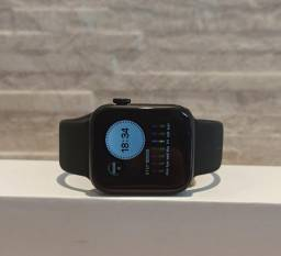 Relógio smartwatch iwo 10 mon preto