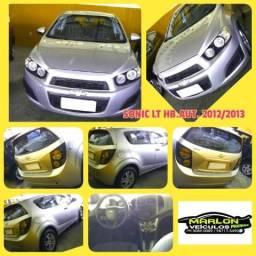 SONIC 2012/2013 1.6 LT 16V FLEX 4P AUTOMÁTICO