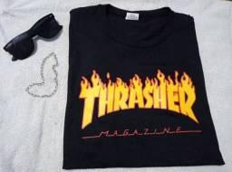 Camisa THRASHER, 45 reais