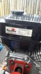 Motor Toyama 6HP para barco com rabeta vertical Freedom