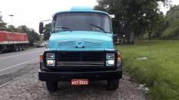 MB 1113 - Turbinado - Hidráulico - Freio a ar Tração/Truck - Climatizador - Pneus OK