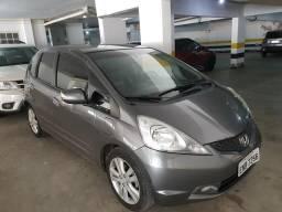 Honda Fit Raridade EXL 1.5 Aut com couro