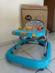 Andador Azul (1 mês de uso)