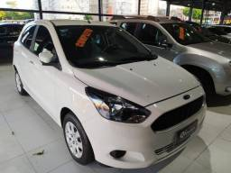 (G)Ford ka se 1.5 hatch branco