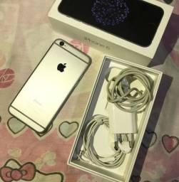 Iphone 6 32gb preto está novo