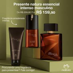 Kit essencial intenso masculino Natura