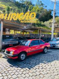 Monza Sl/E de coração placa preta. Extremante original. 1985. Inigualável. Sonho a venda