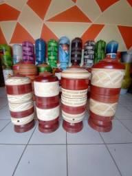 Filtros de cerâmica