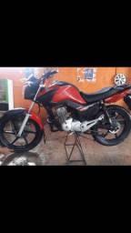 Vendo moto cg. 150  ano 2014