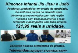 Kimonos Jiu Jitsu infantis vendas no atacado