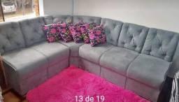 Sofa direto da fabrica só 498,00
