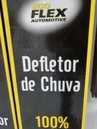 Calha de chuva hiblack novo ka hatch sedan