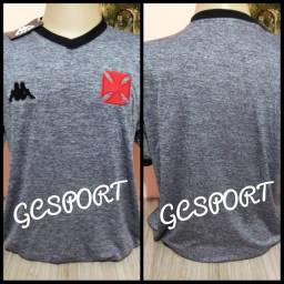 Camisa cinza Vasco da Gama M
