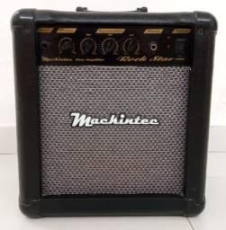 Amplificador Cubo Baixo Guitarra Mackintec Rockstar