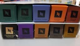 Cápsulas Nespresso originais