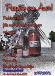 Kit presente perfumado