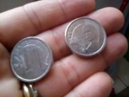 Moeda de 50 centavos Rara