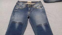 Calça Jeans número 38