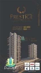 Apartamento com 1 dormitório à venda com 28 m² por R$ 272.832 no Prestige Mercosul Studios