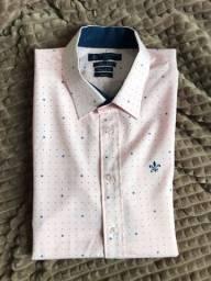 Camisa Social Dudalina - Masculina