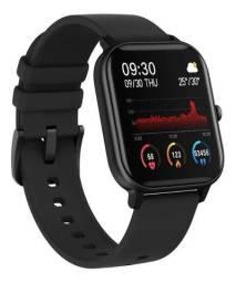 Smartwatch Colmi P8, Cor Preto.