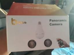 Vendo lâmpada com câmera escondida