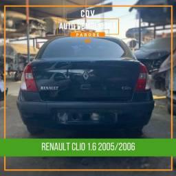 Título do anúncio: Sucata Renault Clio EXP 16V 2005/2006 para venda de peças