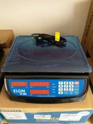 Balança Elgin 30 Kg. Bateria /; Nova Nunca Usada / Autorizada Inmetro