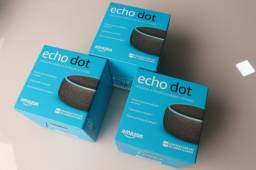 Alexa Echo Dot - Preto