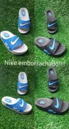 Chinelos Nike emburrachados
