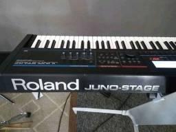 Sintetizador Roland Juno Stage