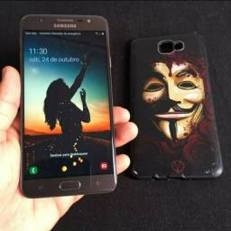 Vendo Samsung J7 Prime 2 Leitor biométrico